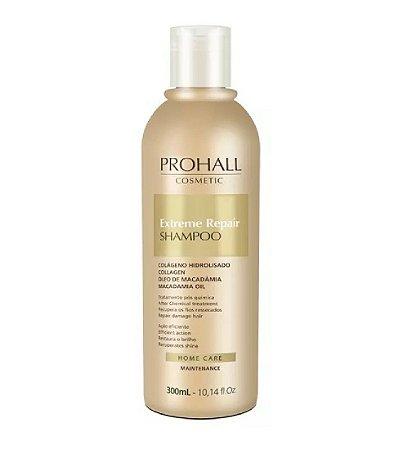 Shampoo Nutritivo Extreme Repair Colágeno 300ml