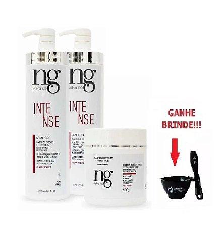 NG De France Kit Tratamento Intense - Vegan product