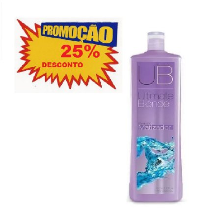 Ultimate Blonde - Shampoo Matizador 500ml