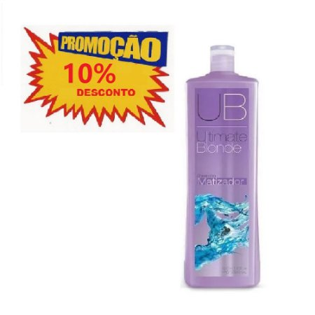 Ultimate Blonde - Shampoo Matizador 300ml