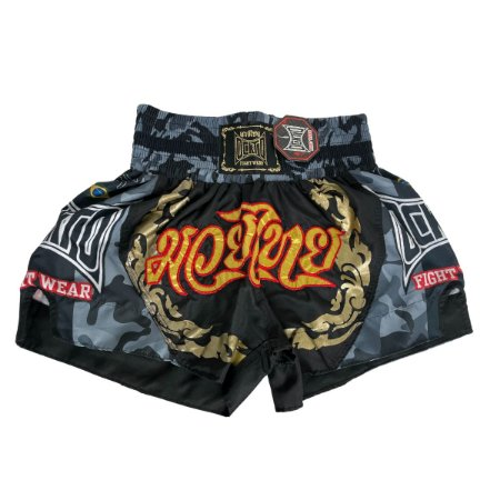 Short Muay Thai Champions - Rajado Urbano - Ockto Fight