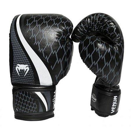 Luva de Boxe / Muay Thai 12oz New Contender 2.0 - Preto - Venum