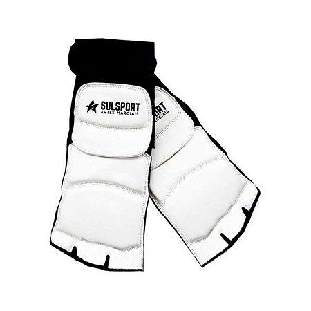 Botinha Meia Protetor De Pé Para Taekwondo - SulSport