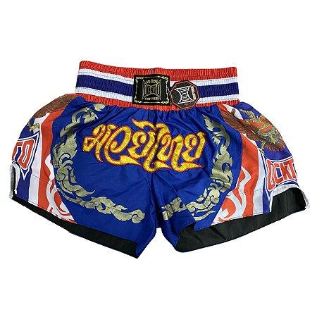 Short Muay Thai Champions Tailândia Ockto Fight