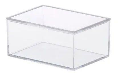 Caixa Organizadora com Tampa 11x8x55,cm