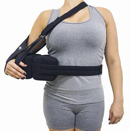 Tipoia Flex® Velpeau Bilateral + Almofadas Flex® para Abdução 50º