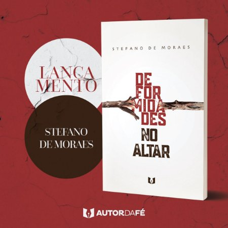 Livro - Deformidades no Altar