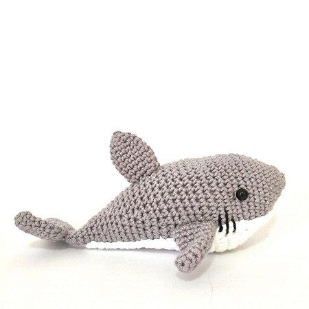 Amigurumi Tubarão