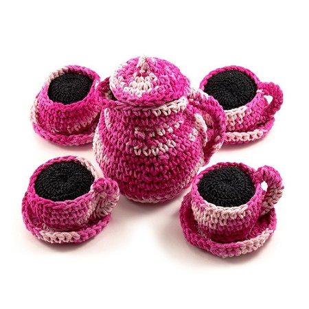Jogo de chá/café 5 peças