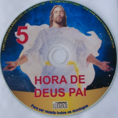 CD HORA DE DEUS PAI