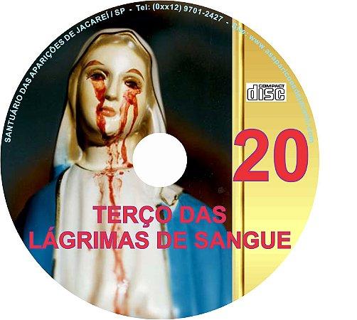 CD TERÇO DAS LÁGRIMAS DE SANGUE 20