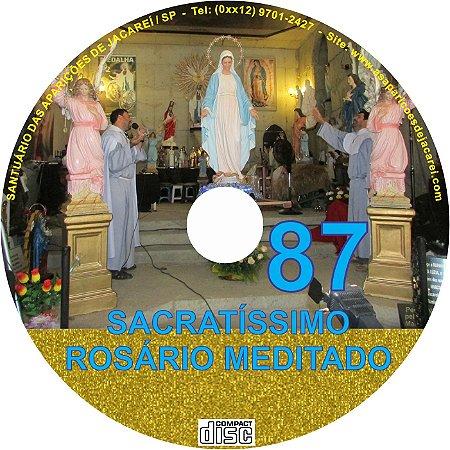CD ROSÁRIO MEDITADO 087