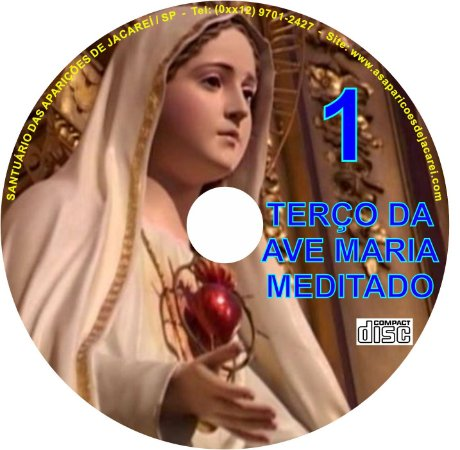 CD TERÇO DA AVE MARIA MEDITADO 01