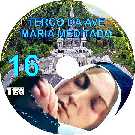 CD TERÇO DA AVE MARIA MEDITADO 16