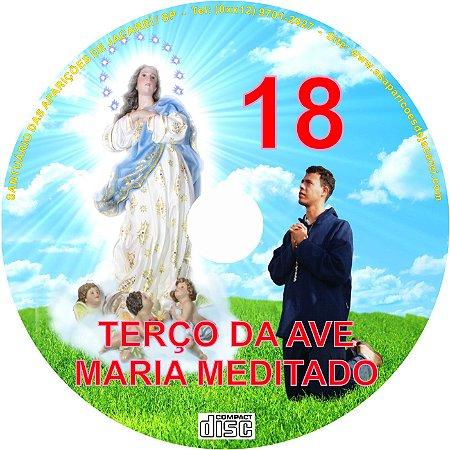 CD TERÇO DA AVE MARIA MEDITADO 18