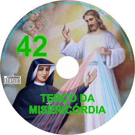 CD TERÇO DA MISERICÓRDIA 042