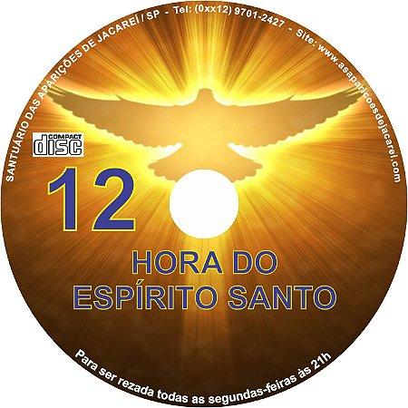 CD HORA DO ESPÍRITO SANTO 12