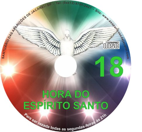 CD HORA DO ESPÍRITO SANTO 18