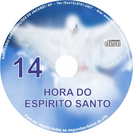 CD HORA DO ESPÍRITO SANTO 14