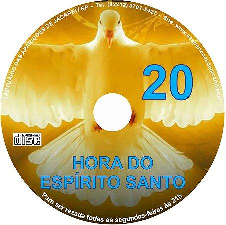 CD HORA DO ESPÍRITO SANTO 20