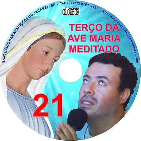 CD TERÇO DA AVE MARIA MEDITADO  21