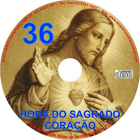CD HORA DO SAGRADO CORAÇÃO 36