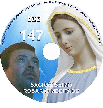 CD ROSÁRIO MEDITADO 147