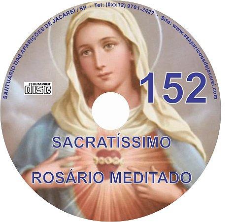 CD ROSÁRIO MEDITADO 152