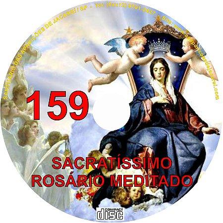 CD ROSÁRIO MEDITADO 159