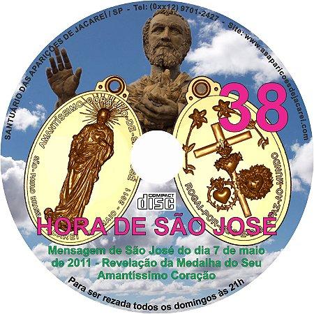 CD HORA DE SÃO JOSÉ 38
