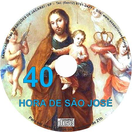 CD HORA DE SÃO JOSÉ 40