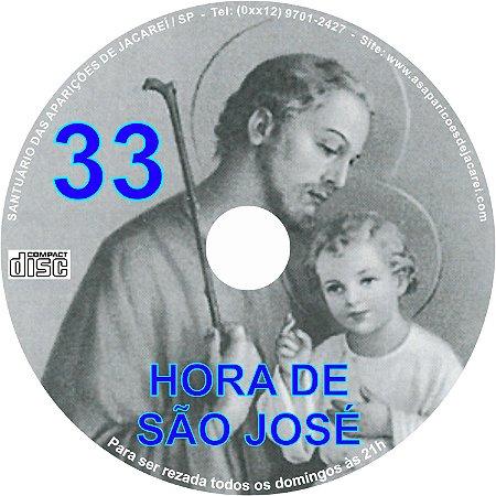 CD HORA DE SÃO JOSÉ 33