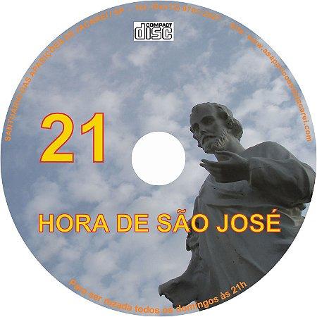 CD HORA DE SÃO JOSÉ 21