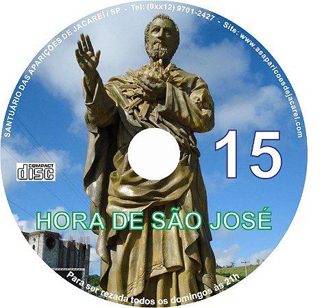 CD HORA DE SÃO JOSÉ 15