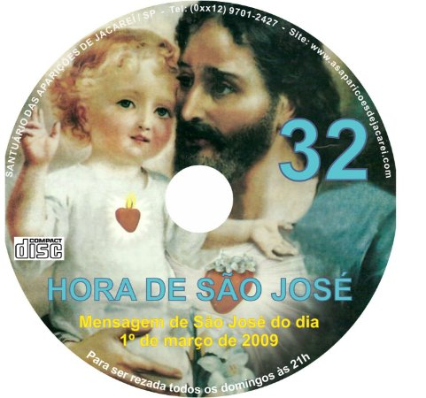 CD HORA DE SÃO JOSÉ 32