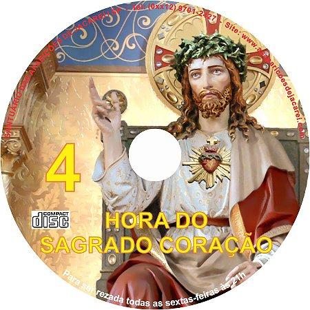 CD HORA DO SAGRADO CORAÇÃO 04