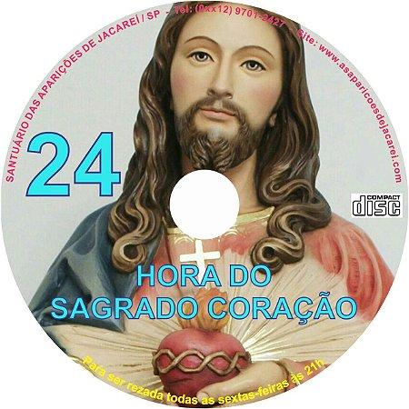 CD HORA DO SAGRADO CORAÇÃO 24