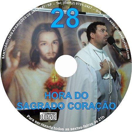 CD HORA DO SAGRADO CORAÇÃO 28