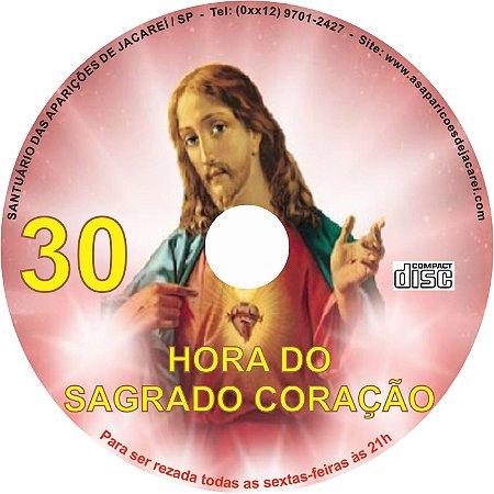 CD HORA DO SAGRADO CORAÇÃO 30