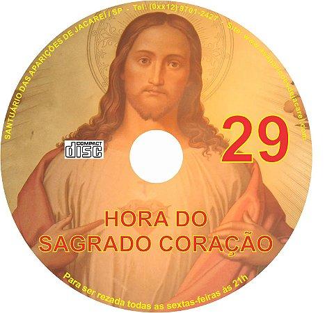 CD HORA DO SAGRADO CORAÇÃO 29