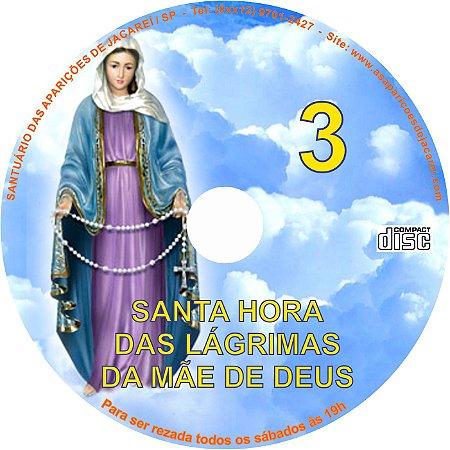 CD SANTA HORA DAS LÁGRIMAS DA MÃE DE DEUS 03