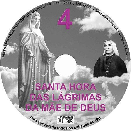 CD SANTA HORA DAS LÁGRIMAS DA MÃE DE DEUS 04