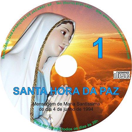 CD SANTA HORA DA PAZ 001