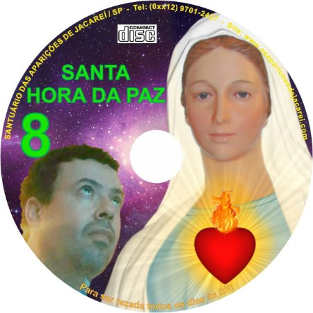CD SANTA HORA DA PAZ 008