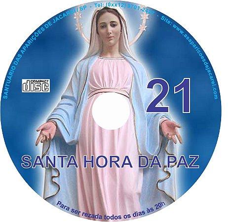 CD SANTA HORA DA PAZ 021