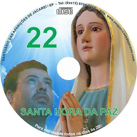 CD SANTA HORA DA PAZ 022