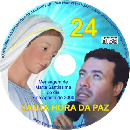 CD SANTA HORA DA PAZ 024