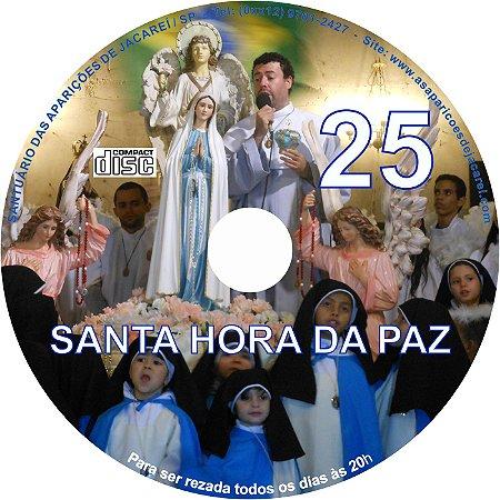 CD SANTA HORA DA PAZ 025