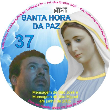 CD SANTA HORA DA PAZ 037