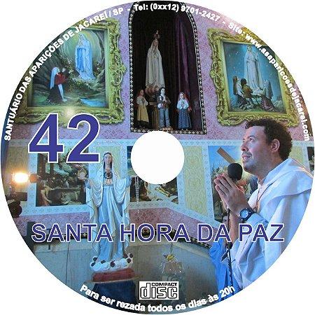 CD SANTA HORA DA PAZ  042